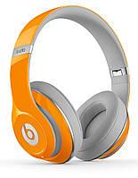 Наушники Beats Studio 2 Orange с микрофоном и адаптивным шумоподавлением (ANC)