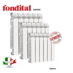 Радиатор отопления алюминиевый Fondital EXPERTO A3 500x100