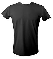 Футболка мужская Sealine 120-021 цвет чёрный