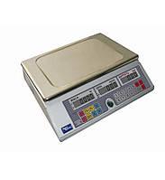 Весы электронные торговые ВТА-60/30-6-А (ЖКИ)  (30 кг.)