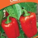 Насіння перцю Каліфорнійське чудо (червоний), 0,5 г