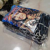 Коклюшки для волос 5/70мм 100шт, пластиковые