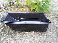 Сани рыболовные волокуши катательные санки для детей большие850*550*230*3мм