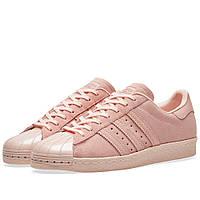 Оригинальные кроссовки Adidas Superstar 80s Metal Toe W Icey Pink