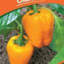Насіння перцю Каліфорнійське чудо (помаранчевий), 0,3 г