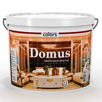 Краска c воском Colors Domus A, 9л