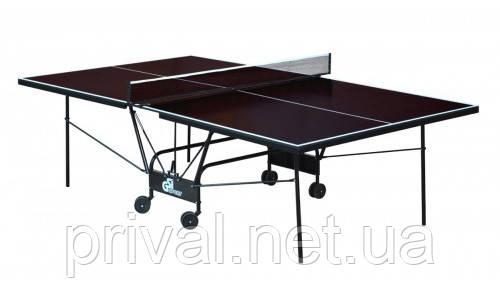 Теннисный стол GSI-Sport Compact Street (St-4)+подарок