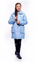 Куртка демисезонная для девочки 146 размера  0810/3