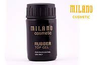 Rubber Top Milano (каучуковое верхнее покрытие для гель лака) 14 ml.