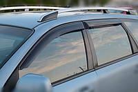 COBRA TUNING Дефлекторы окон на Chevrolet Lacetti '02- универсал (накладные)