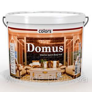 Фарба з воском Colors Domus TR, 9л