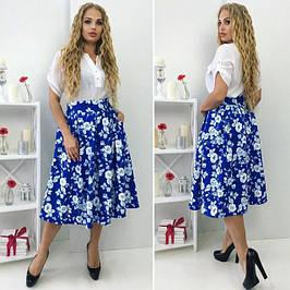 6532dcbba52b651 Женская одежда больших размеров — купить женскую одежду больших ...