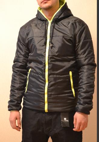 Легкая куртка мужская (весна-осень)