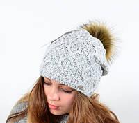 Женская шапка Николь