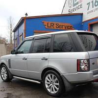 COBRA TUNING Дефлекторы окон на Land Rover Range Rover III '02-12 (накладные)