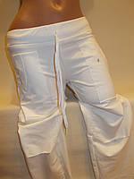 Штаны женские спортивные трикотажные со шнурком