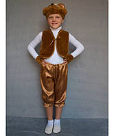 Детский карнавальный костюм для мальчика Мишка№1