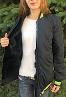 Куртка меховая двухсторонняя, фото 1