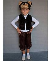 Детский карнавальный костюм для мальчика Мишка№2