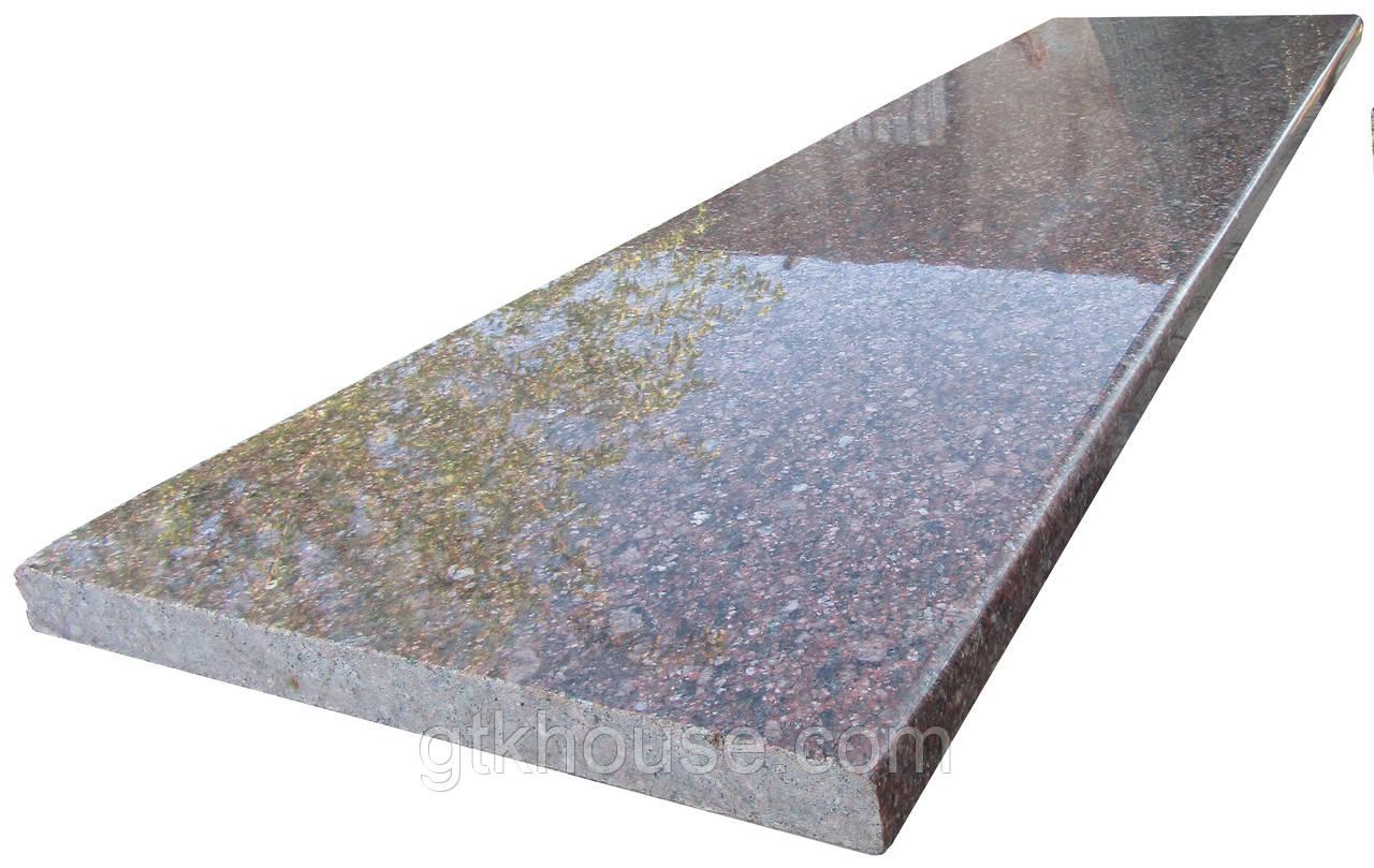 Ступени гранитные Токовские 1000×300×30