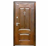 Входная металлическая дверь Травление VIP T-025