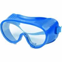 Очки защитные закрытого типа с прямой вентиляцией, поликарбонат СибрТех