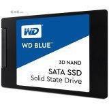 """Накопитель SSD 500GB WD Blue 2.5"""" SATAIII 3D TLC (WDS500G2B0A)"""