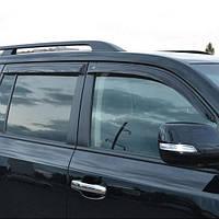 COBRA TUNING Дефлекторы окон на Toyota Land Cruiser (200) '07- 5d (накладные)