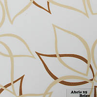 Рулонні штори Одеса Тканина Abris 25 Beige