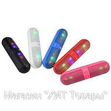 Портативная колонка Mini speaker BT-808 L Bluetooth!Акция, фото 3