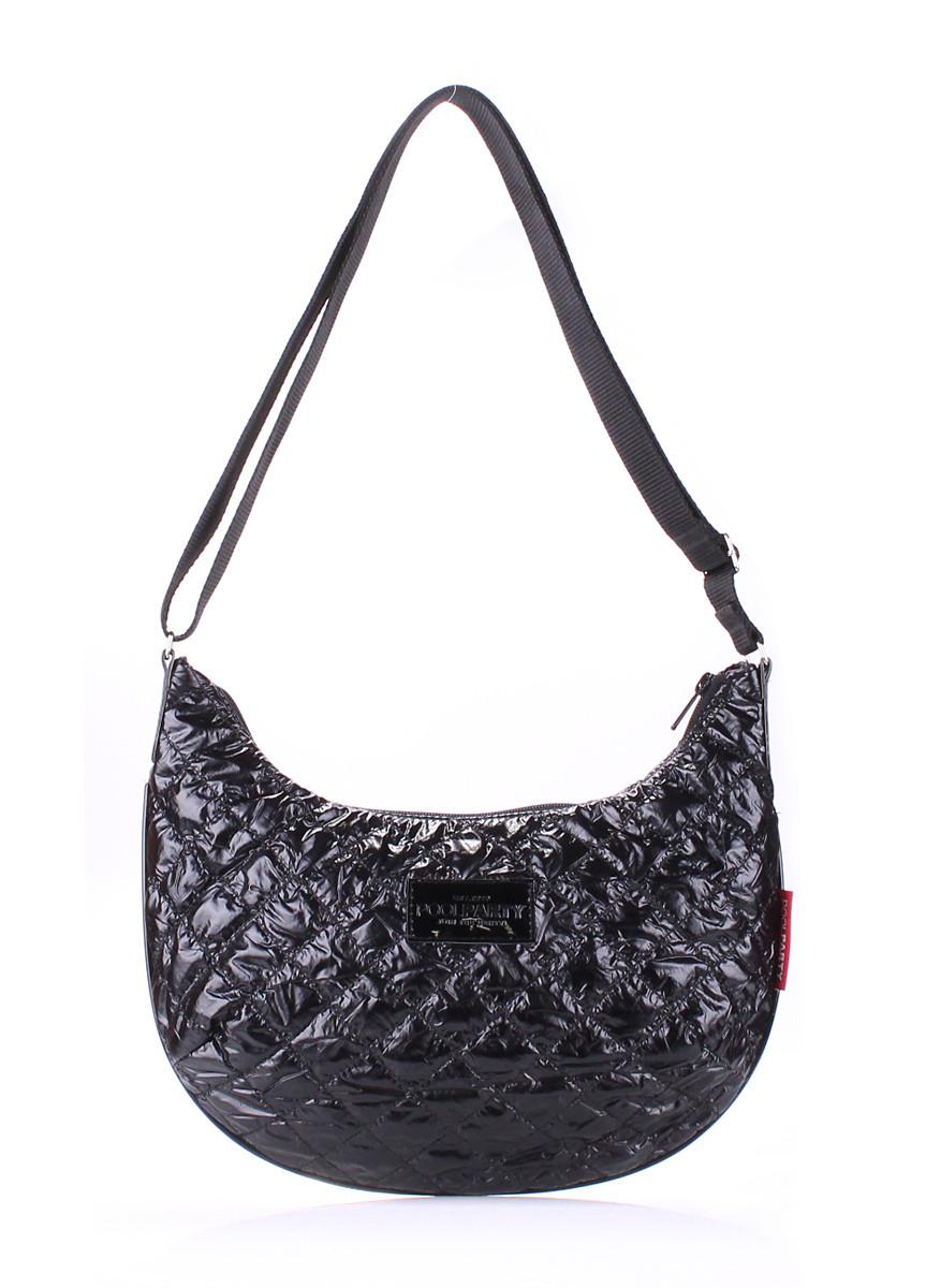 Жіноча сумка через плече з тканини
