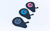 Чехол на ракетку для настольного тенниса BUTTERFLY MT-5532 (PL, цвета в ассортименте, р-р 30х21см)