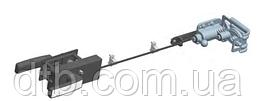 Ригельний замок RLG003 для секційних гаражних воріт Alutech ролет