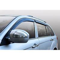Corsar Дефлекторы окон на LIFAN X60 '11- кроссовер (накладные)