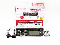 Автомагнитола пионер Pioneer 1135 MP3+Usb+Sd+Fm+Aux+пульт (4x50W), фото 6