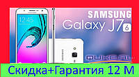 Samsung Galaxy J7  32 Gb! 3G! GPS ! 8-Ядер! Гарантия !  самсунг s6/s8/s5/s4/s3/j7