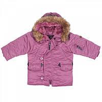 Зимняя аляска для девочек   Youth N-3B Parka Alpha Industries