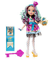 Кукла Эвер Афтер Хай Мэделин Хэттер базовая (1 выпуск Индонезия ),Ever After High Madeline Hatter Doll.