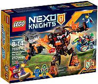 Лего Рыцари Нексо Lego Nexo Knights 70325 Инфернокс и захват королевы