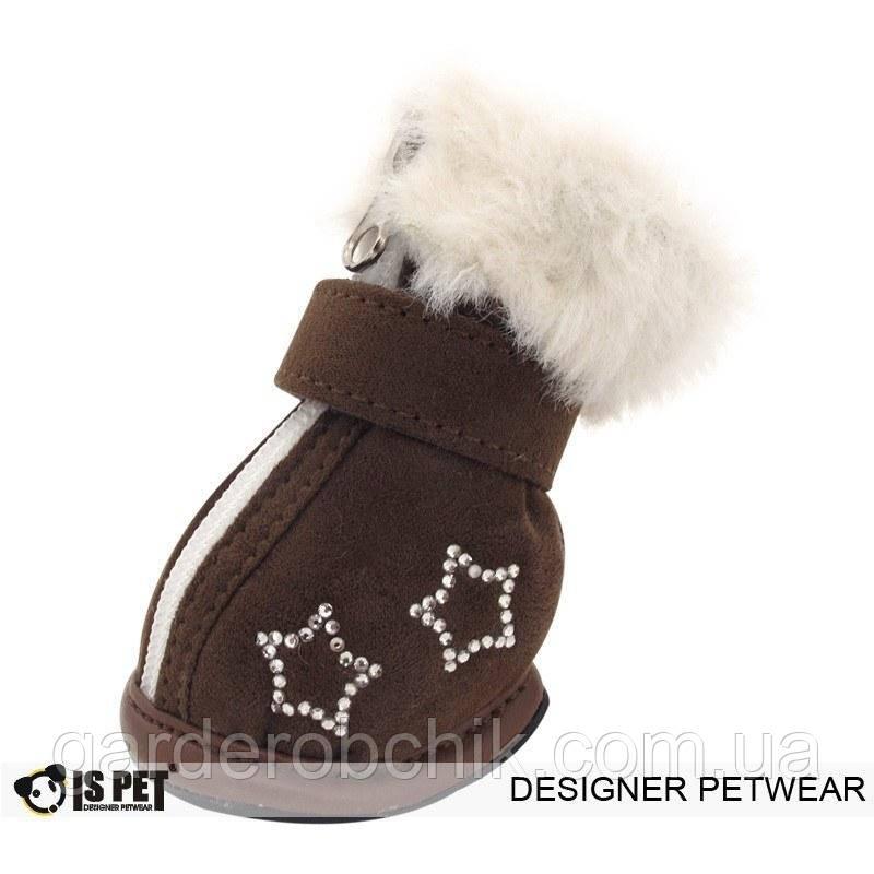 """Ботинки для собак """"Звезды"""" Is Pet. Обувь для собак, обувь для животных"""
