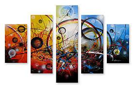 Модульная картина круги