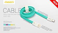 Кабель USB - micro usb для зарядки и синхронизации Pisen. Оригинал. Длина 80 см