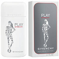 Женская парфюмированная вода Givenchy Play in the City for Her
