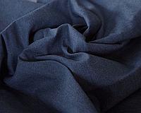 Джинсовая ткань плотная (Синий)