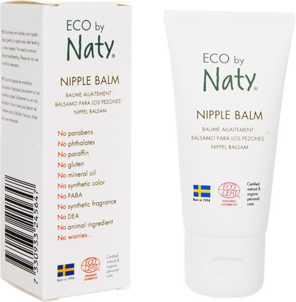 Органический крем для груди кормящих мам Eco by Naty 30 мл