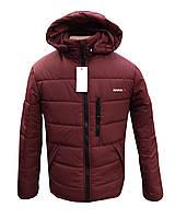 Зимняя мужская куртка спортивного стиля 0810/59