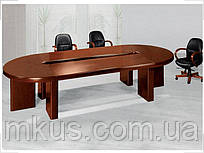 Стол конференционный Мукс Палисандр YFT106A (3900мм)