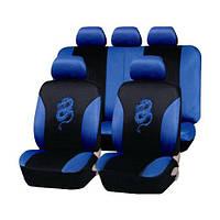 Milex Dragon Комплект чехлов на автомобильные сидения