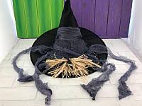 Шляпа Ведьмы с мышами и пауками, колпак - аксессуар для вашего образа