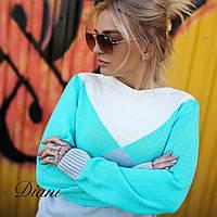 Серый свитер Сиеста